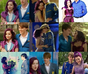 ben, Collage, and descendants image