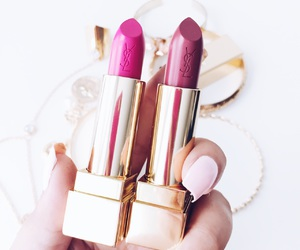Lipsticks, YSL, and ysl lipsticks image
