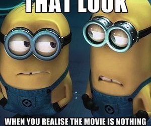 book, minions, and lol image