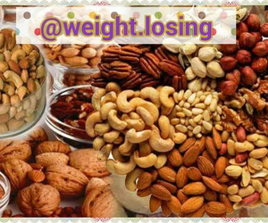 almond, nuts, and delicious foods image
