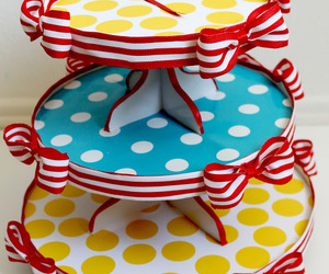 cupcake, diy, and decoration image
