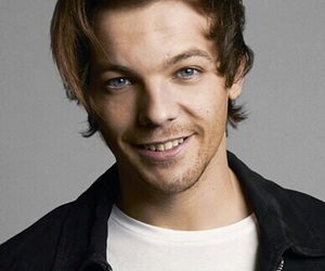 louis tomlinson, one direction, and lou image