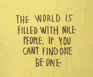 quotes, yellow, and world image