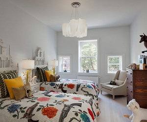 bedroom, Chambre, and design image