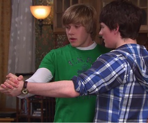 house of anubis, funny, and fabian image