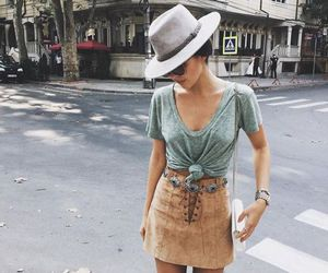 moda, skirt, and style image