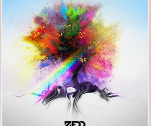 zedd, music, and true colors image