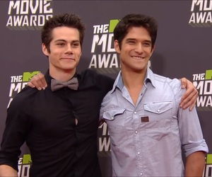 tyler posey, dylan o'brien, and best friends image