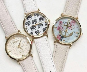pretty, accessories, and anchor image