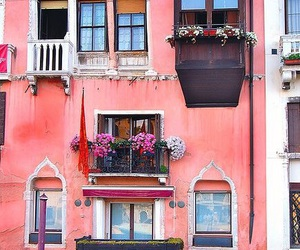 colorful, pink, and wanderlust image
