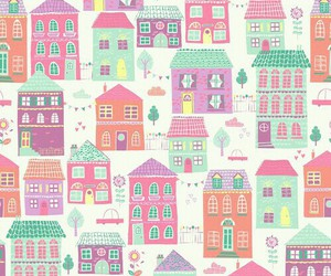 house, wallpaper, and cute image