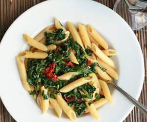 food, spinach, and go vegan image