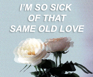 selena gomez, same old love, and quotes image