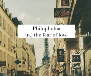 fear, insecurity, and phobia image