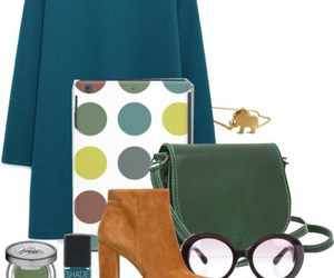 seventies, street chic, and retro style image
