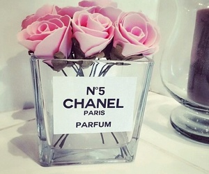 chanel, passion, and love image