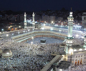 mecque and muslim image
