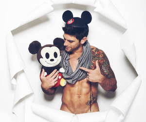 boy, mickey mouse, and cute image