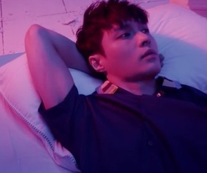 aesthetic, yixing, and blue image