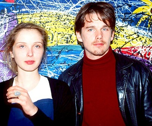 before sunrise, before sunset, and julie delpy image