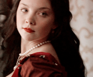 anne boleyn, Natalie Dormer, and queen anne image