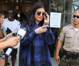 kardashian, jenner, and kylie image