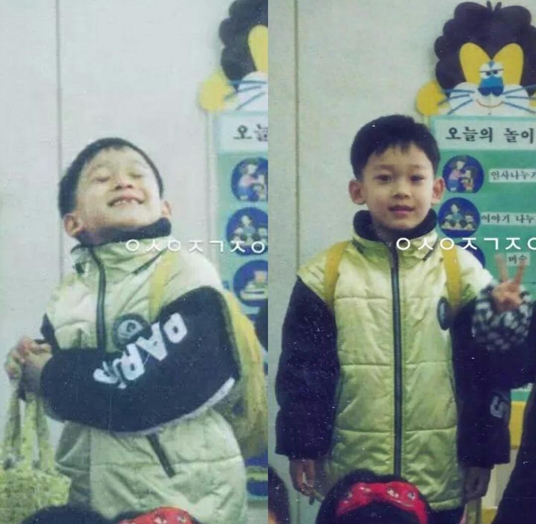 Little Chen Chen Uploaded By Chanyeolie On We Heart It