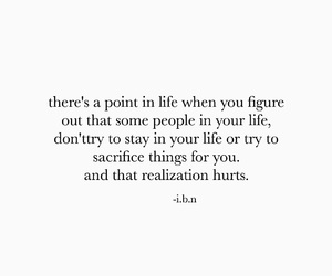 quote, heart, and sad image