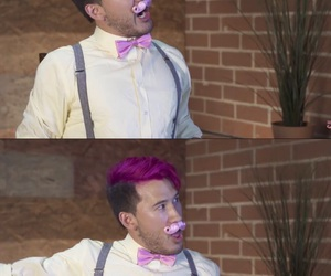 bloopers, funny, and markiplier image