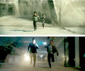 maze runner and scorch trials image