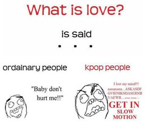 exo, kpop, and what is love image