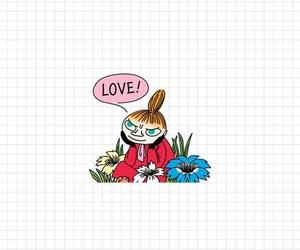 mumin, my, and wallpaper image