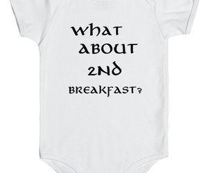 baby, breakfast, and funny image