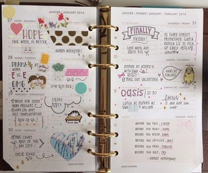 planner addict and kawaii planner image