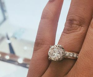 luxury and ring image