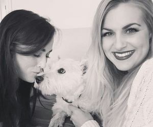 puppy, youtube, and rose and rosie image