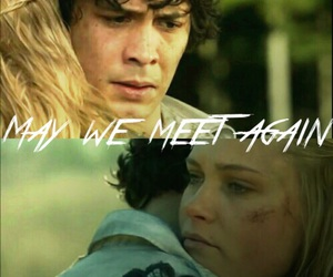 bellamy, clark, and the 100 image