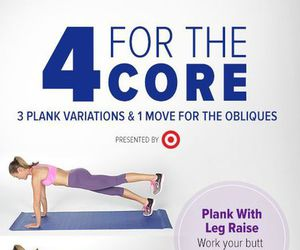 core and fitness image