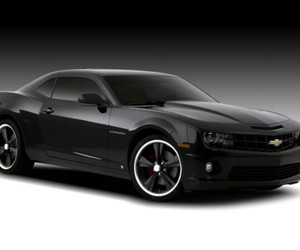 black, camaro, and dream car image