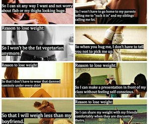fitness, lose weight, and happiness image
