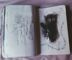 book, create, and draw image