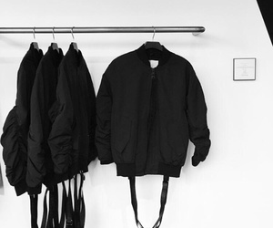 jacket and black image
