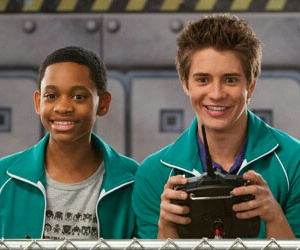 chase, Leo, and billy unger image