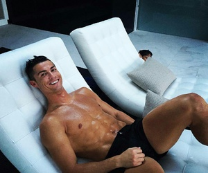 cristiano ronaldo, cr7, and happy image
