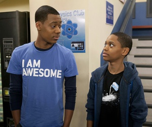 brothers, Leo, and tyler james williams image