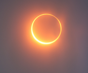 sun, moon, and eclipse image
