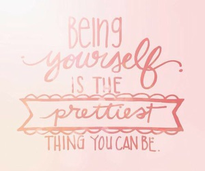 quotes, pretty, and pink image
