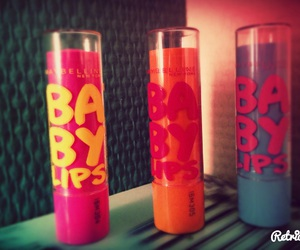 baby and lips image