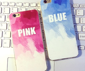 blue, case, and couple image