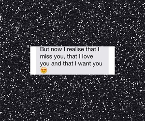 black, couple, and cute text image
